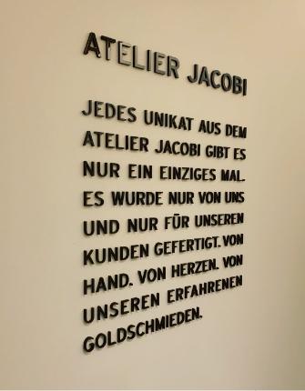 Das Jacobi Versprechen